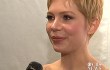 Michelle Williams on playing Marilyn Monroe