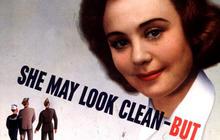 Dangerous sex: 27 vintage STD posters