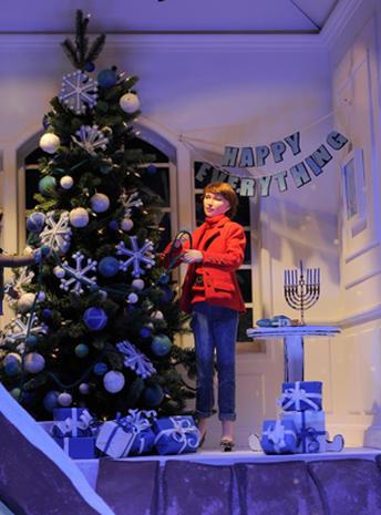 Holiday Windows 2011