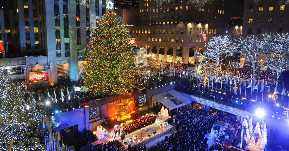 When Is The Christmas Tree At Rockefeller Center Lit