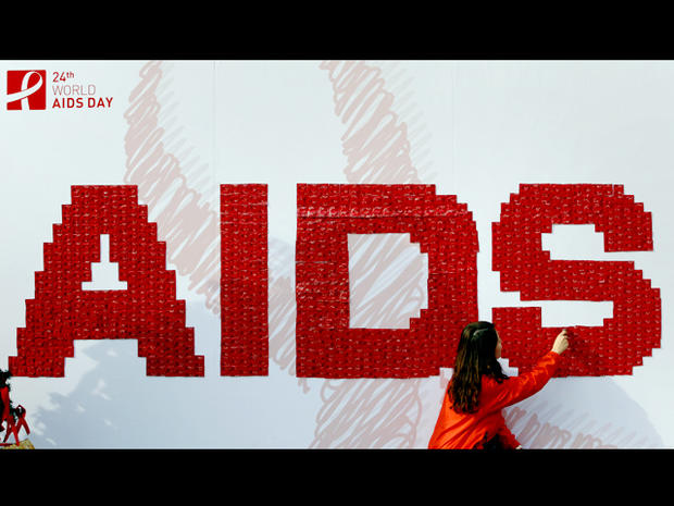 HIV/AIDS in global spotlight for World AIDS Day 2011