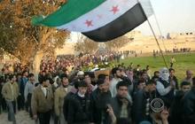 A rare look inside Syria's revolution