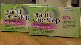 Morning-after pill axed for young teenagers