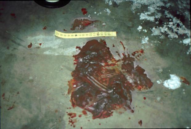 Crime scene photos: Deadly home invasion