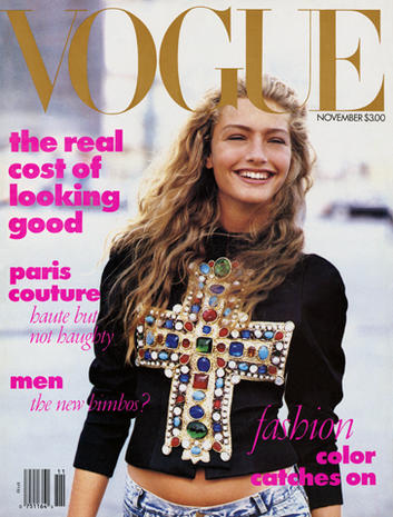 Classic Vogue covers
