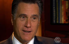 Romney comments on Gingrich's wealth