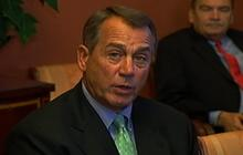 Boehner: House ready to work on payroll tax cut