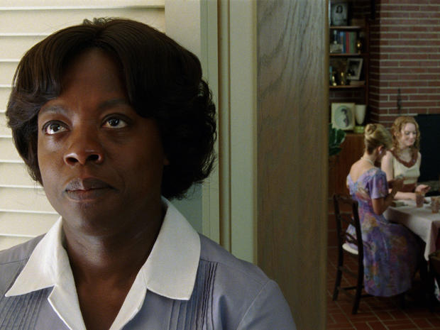 Oscar nominees 2012