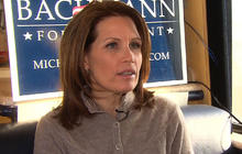 Bachmann: People see Ron Paul as too dangerous