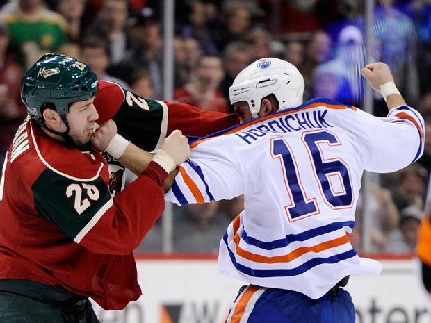 2011-12 NHL Fight Night