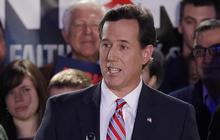 Santorum: Romney who?