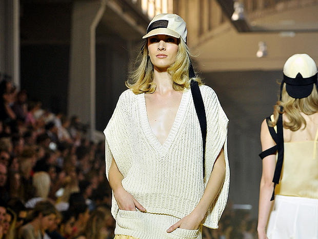Fashion harmful to health? Not these 2012 trends