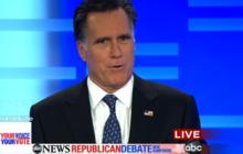 "Romney: Contraception ""working fine"""