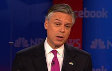 Huntsman defends service as ambassador to China