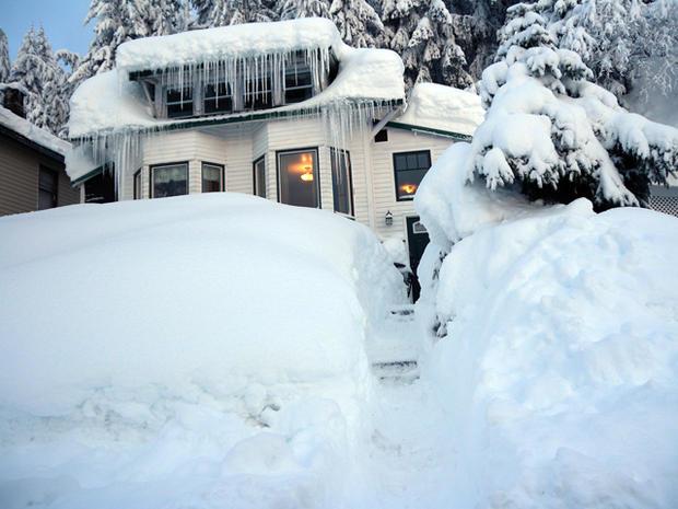 阿拉斯加的暴风雪,4x3