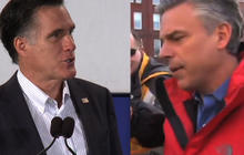 Huntsman looks to gain on Romney in NH