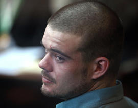Joran van der Sloot pleads guilty to murder of Stephany Flores