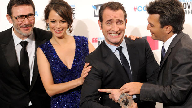 Critics' Choice Movie Awards 2012 press room