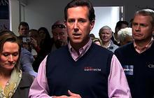 Santorum wins key evangelical endorsement