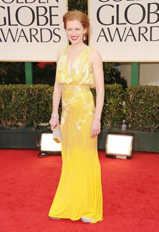Golden Globes 2012 red carpet