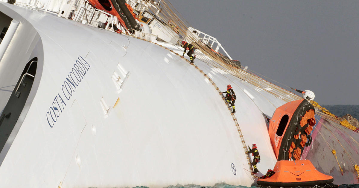 Costa Concordia cruise ship sinking: Search of capsized liner ...