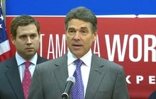 Rick Perry's campaign in 90 seconds