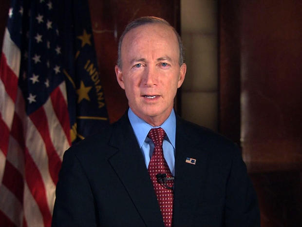 "Gov. Daniels: 2012 ""the year we prove the doubters wrong"""