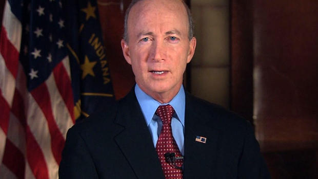 """Gov. Daniels: 2012 """"the year we prove the doubters wrong"""""""
