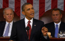 Obama: The state of our union is getting stronger