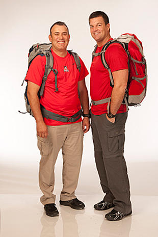 """The Amazing Race"" 20"