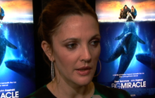 "Drew Barrymore premieres ""Big Miracle"" in D.C."