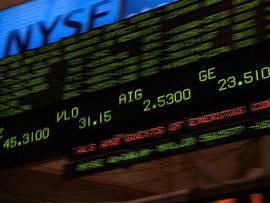 Jobs up, unemployment down, stocks soar