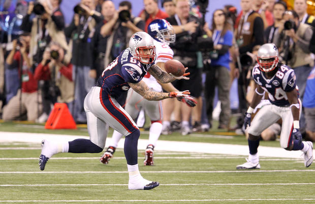 NFL tight-end Aaron Hernandez
