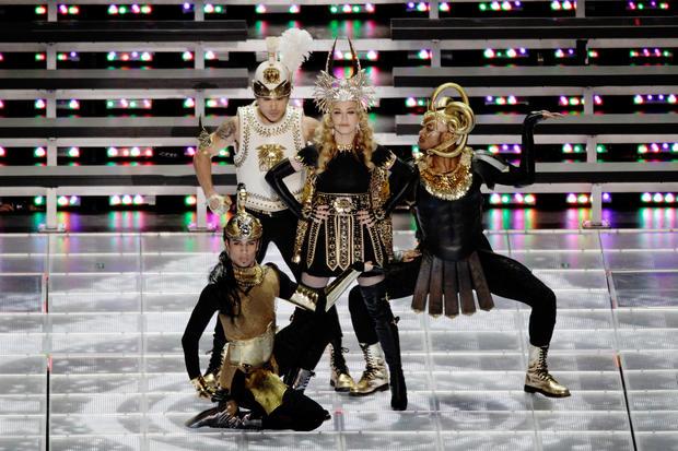 Madonna's halftime show