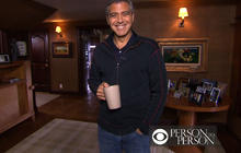 """Person to Person"": Clooney behind the scenes"