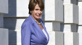 4x3, Nancy Pelosi