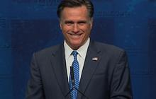 Romney cracks Clinton inhale joke at CPAC