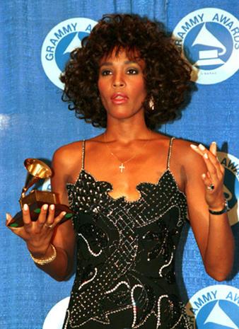 Whitney Houston 1963-2012