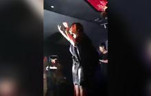 Whitney Houston's final performance