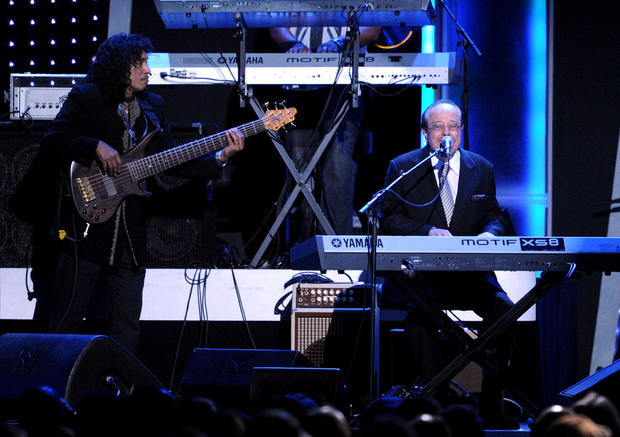 Music industry salutes Paul MCartney