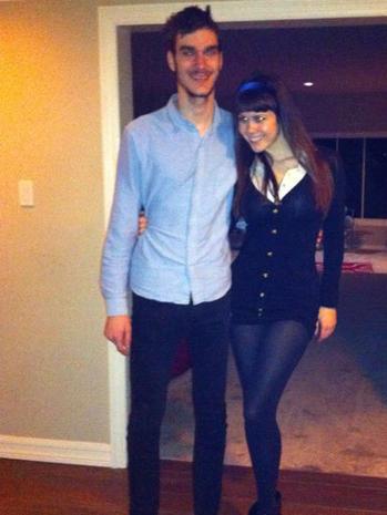 Hugh Hefner's son accused of Playmate-girlfriend assault