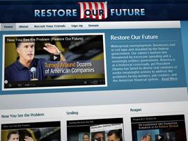 Super PAC funding helping Romney