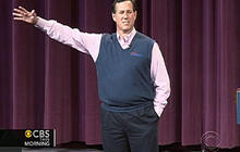 Santorum: America has been here before