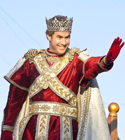 Mardi Gras celebrity kings - CBS News