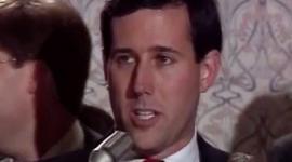 Santorum's rise to front-runner