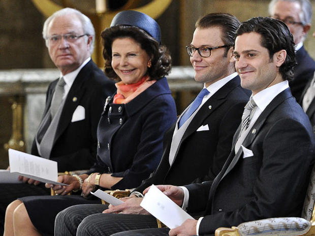 Princess Estelle of Sweden