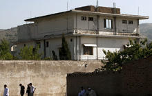 Pakistan begins demolition of bin Laden compound