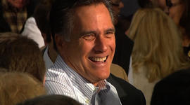 Romney focuses on economy entering Michigan primary