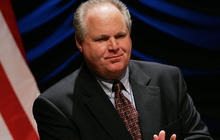 "Advertisers flee from ""Rush Limbaugh Show"""
