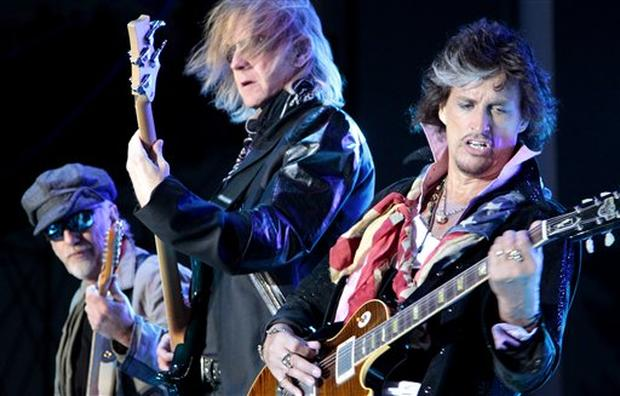 Aerosmith: Still rocking after 40 years
